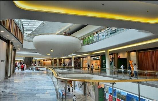 无锡荟聚购物中心
