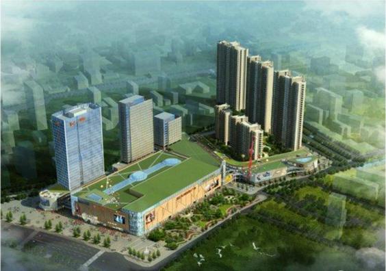 无锡江阴五洲国际广场