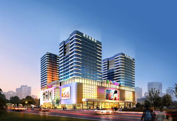 杭州G193购物中心