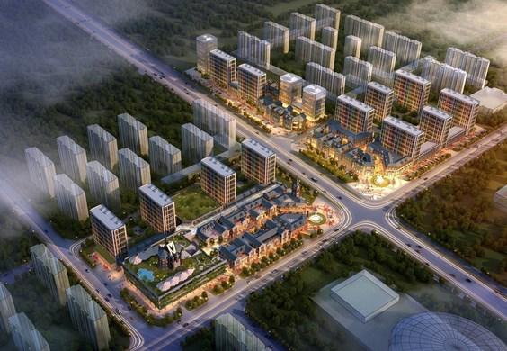 杭州瓜沥七彩小镇