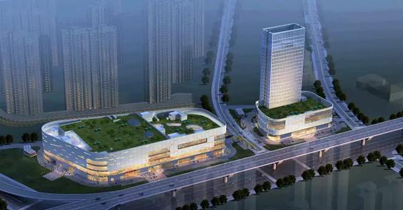 武汉汉阳江腾广场