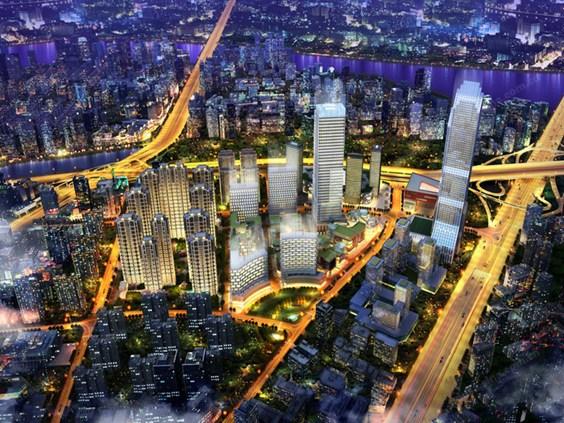 武汉绿地汉口中心