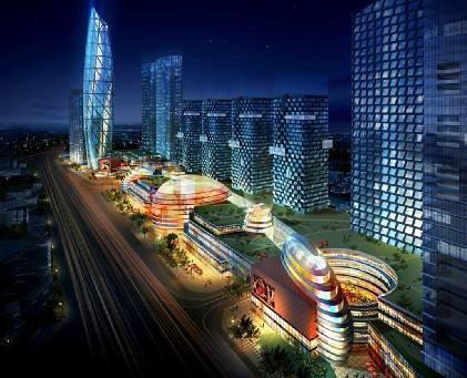 沈阳FTC金融中心购物广场