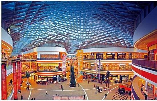 沈阳星摩尔购物广场