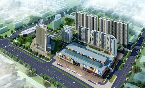 济南丁豪广场购物中心