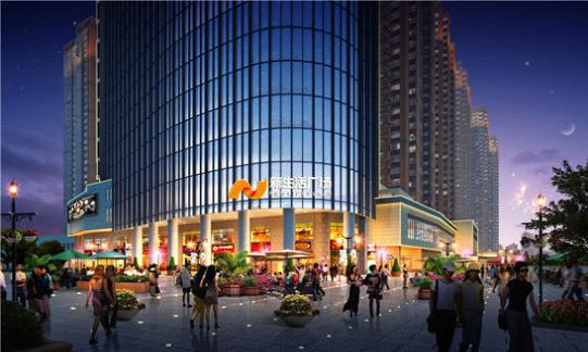 深圳平湖新生活广场