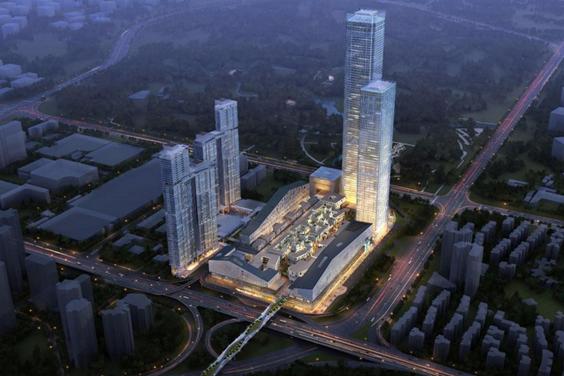 深圳深业上城