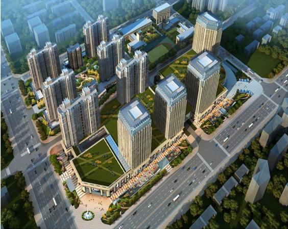 石家庄建华城市广场