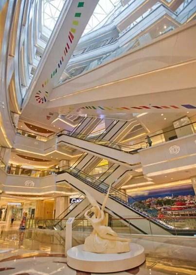 福州爱琴海购物公园