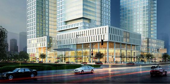 苏州港龙城市商业广场