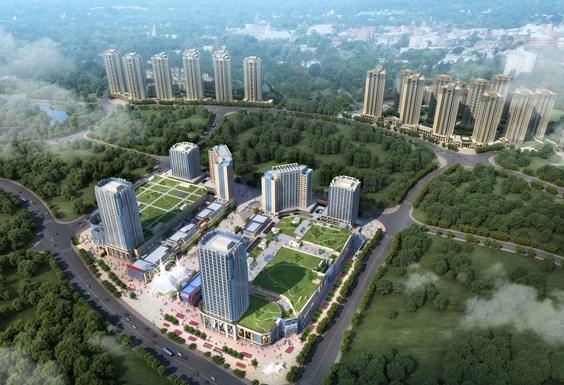 重庆綦江爱琴海购物公园