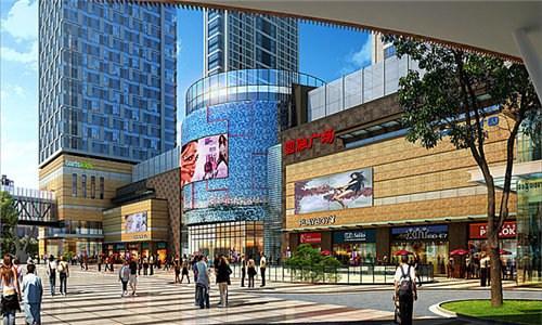 苏州高铁新城圆融广场