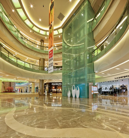 郑州锦艺城购物中心