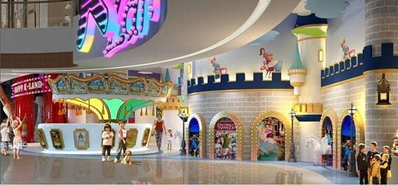 重庆K-Land小时代梦想艺术乐园