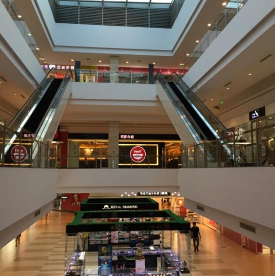 青岛新业广场