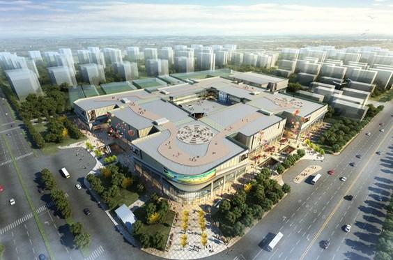 上海宝山日月光中心
