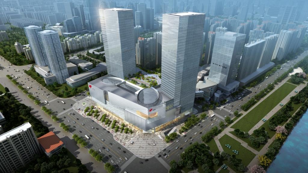 郑州正弘城 Grand Emporium