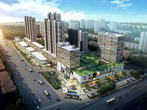 杭州富阳宝龙广场