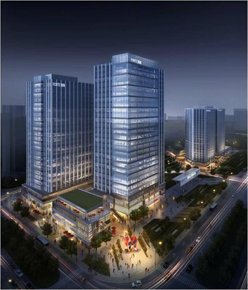 杭州复地活力广场