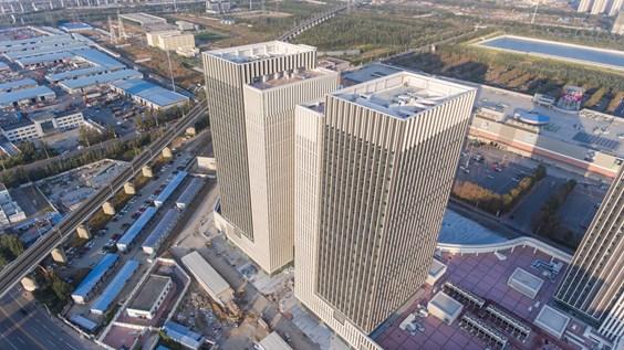 天津新城市中心一期