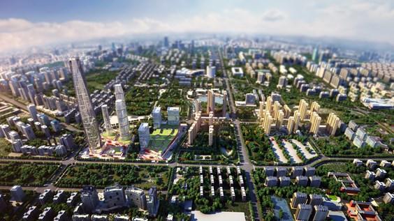西安高新万达广场