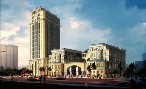 上海旺旺商业广场