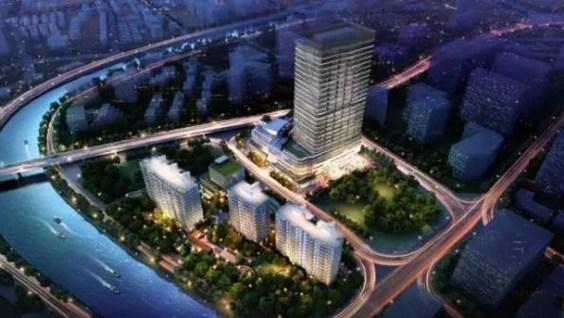 上海凯德星贸中心