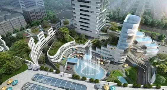 郑州瀚海海尚购物中心