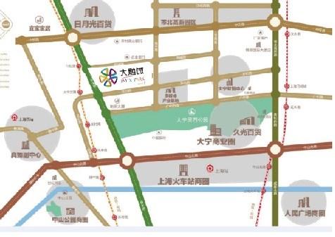 上海静安大融城