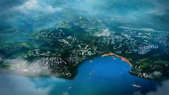 大理海东新城
