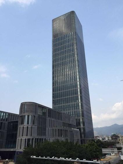 龙岩京华中心