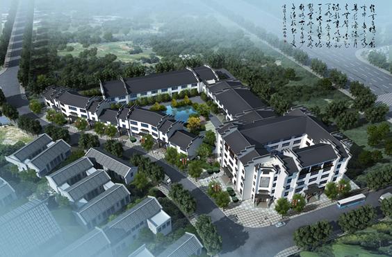 咸阳茯茶产业园