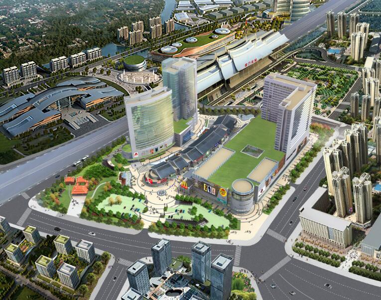 厦门王府井购物中心
