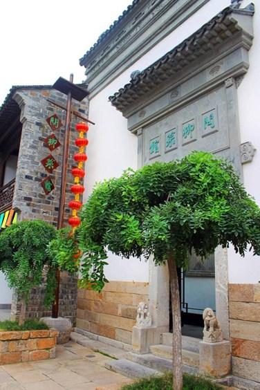 南京门东历史保护商业街区