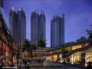 重庆富力海洋商业广场