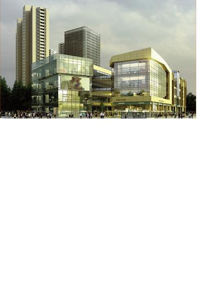 昭通中玺金界购物中心
