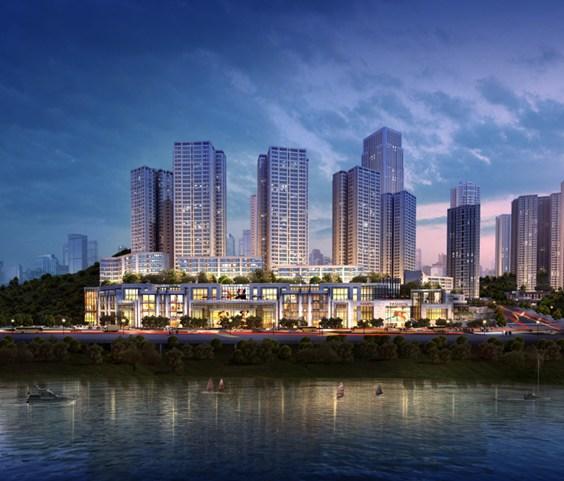 重庆北岸江山·麓港