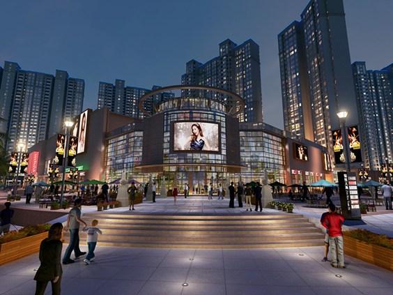 茂名化州佐阾购物中心