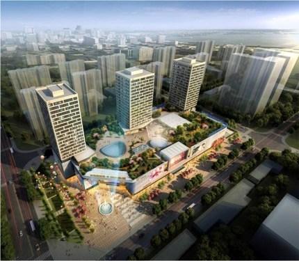 徐州新城绿地缤纷城