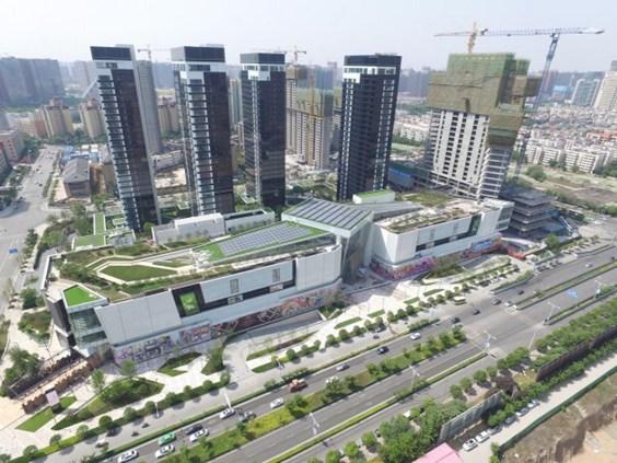 西安中大国际THE CITY