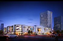 杭州富阳迎宾商业广场