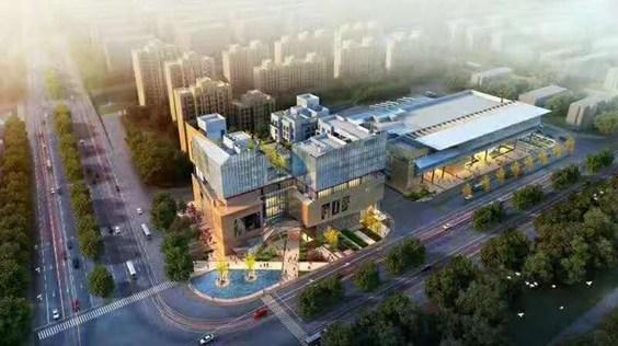 上海青浦区富绅时代广场