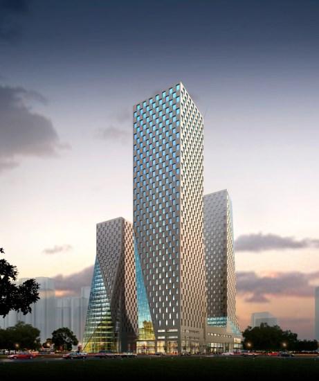 杭州中国人寿大厦