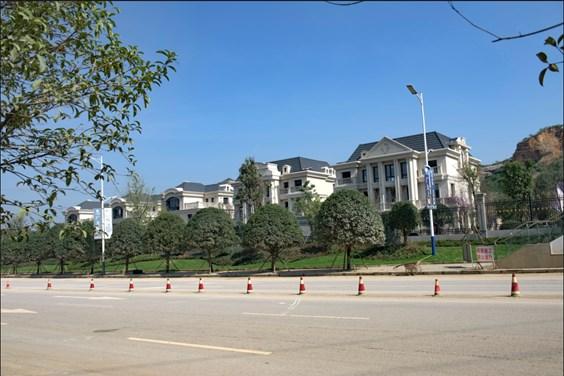 贵阳广大城商业步行街