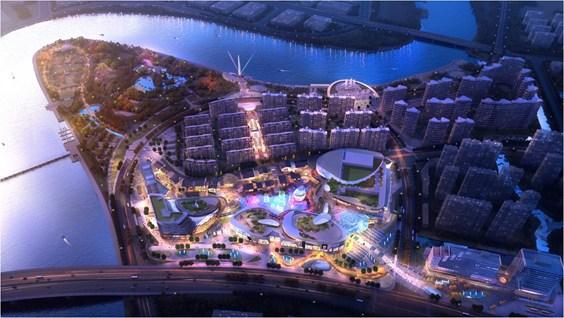 宁波华侨城欢乐海岸