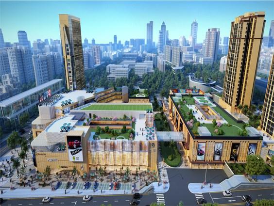 重庆忠州购物公园