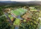 西安陆港足球运动主题公园