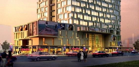 三明阳光城时代广场
