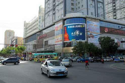 阿克苏太百购物中心
