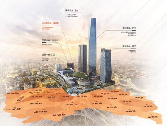 东莞民盈山·国贸城